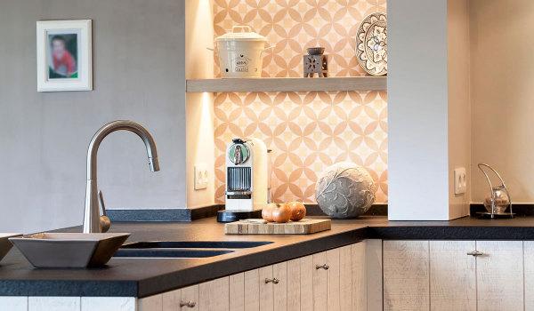 Bestaande Keuken Uitbreiden : Keuken en interieur brugge west vlaanderen forma plus